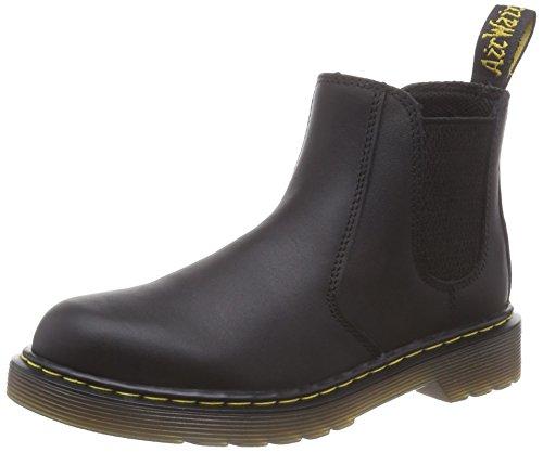 Dr. Martens Unisex-Kinder BANZAI Softy T BLACK Bootsschuhe, Schwarz), 32 EU