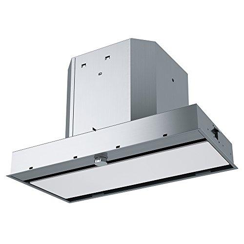Franke FMY 608 BI WH Dunstabzugshaube / Zwischenbauhaube / 56,0 cm / Dunstabzugszwischenbauhaube / LED-Beleuchtung / Edelstahl / weiß