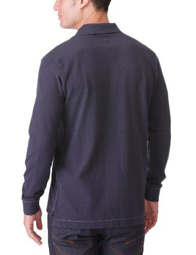 Energie Herren Polo Shirt , Polo Blau