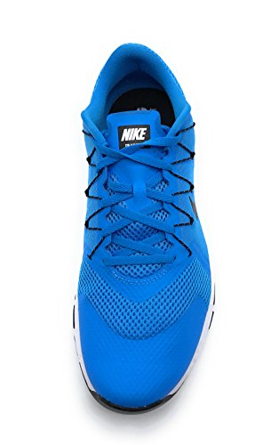 Nike 882119-600, Chaussures de Sport Homme Blue Glow/White/Black
