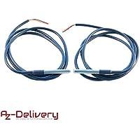 AZDelivery DS18B20 Temperatursensor mit 1m Kabel Parent