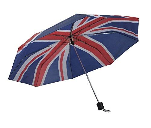 TATTOPANI Parapluie pliant, Couleurs mélangées (Multicolore) - TP-CH-UM-UK-01