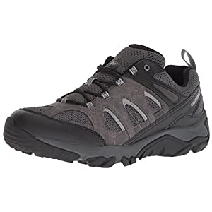 Merrell Outmost Vent Mens Leather Hiking Walking Casual Trainers UK 8 / EU 42