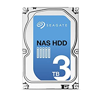 "Seagate ST3000VN000  - Disco duro interno de 3 TB (Serial ATA III, 3000 GB, 88.9 mm (3.5 ""), 4.8 W), negro (B00CSRY9D2) 
