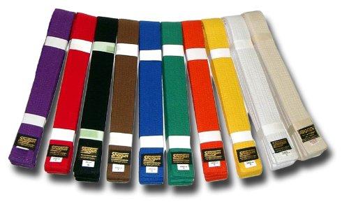 SHOGUN martial arts/karate/judo belts