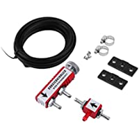 Universal Racing Car Turbo Boost Controlador Turbo Turbine Válvula de gobierno Manual Boost Controller 3 opción