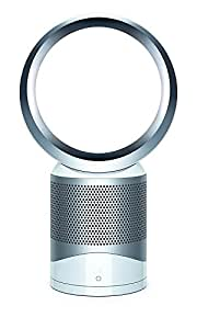 Dyson Pure Cool Link Purificateur d'air/Ventilateur de table Blanc/Argent