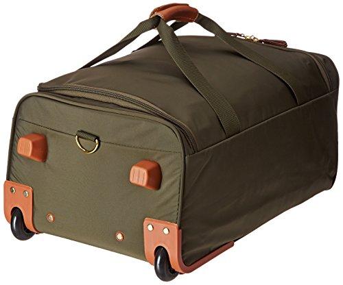 Bric's X- Travel borsone di viaggio a ruote 55 cm schwarz/braun Oliva
