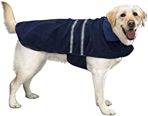 Casual Canine Reflective Jacket for Dogs (Blue, 24 Xl)