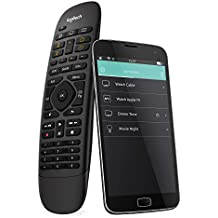 Logitech 915-000240 HARMONY COMPANION REMOTECONTROL ODM GUINNESS 2.4GHZ JL EXCLUSIVE IN - (> REMOTE CONTROL DEV.)