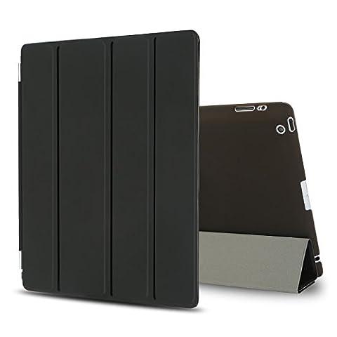 Besdata iPad 2 3 4 Hülle Smart Cover Schutz Case