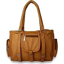 Flora Premium PU Leather Women's Handbag