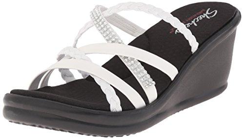 skechers-cali-womens-rumblers-wild-child-wedge-sandal-white-rhinestone-85-m-us