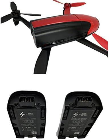 Momola Batterie LiPo Rechargeable Haute Capacité 3100mAh 11.1 v Pour Parrot Bebop 2 Drone | à La Mode