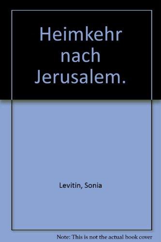 Heimkehr nach Jerusalem (dtv pocket)