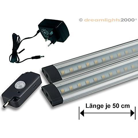 'LED da incasso Leuchten Set di 2