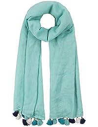 Foulard Colour Mini Pompon Passigatti echarpe d´ete foulard en coton
