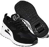 Heelys Chaussures de Fitness Mixte Enfant, Multicolore (Black/White 000), 33 EU