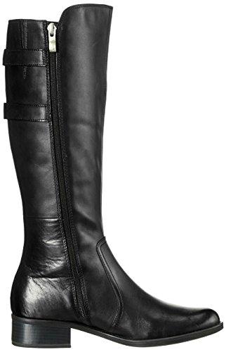 Caprice 25524, Haute bottes Femme Noir (Black 001)