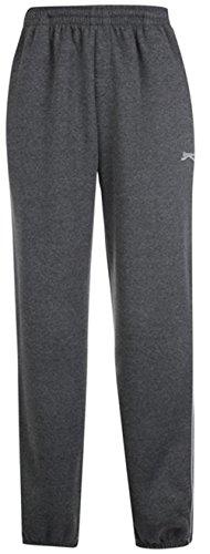 Slazenger -  Pantaloni  - Uomo Charcoal Marl