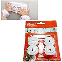 10Stk Steckdosen Abdeckung Stecker Baby Steckdosen Kinder Sicherheit Schutz
