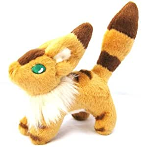 "Studio Ghibli Laputa Nausicaa Teto Fox Squirrel 9"" Plush Toy by ?japatoys"