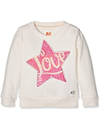 AO 76 Cneck Star, Sweat-Shirt Fille