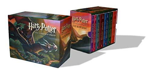 Harry Potter Paperback Boxed Set: Books #1-7