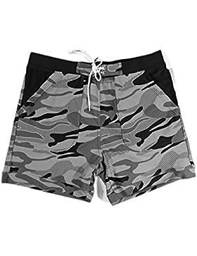 Fanvans hombres Casual Pantalones cortos De Secado Rapido Tramo Corto De Playa
