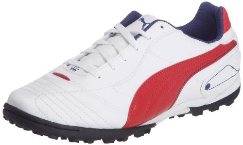 Puma Unisex Adults' Esito Finaltrainer Football Competition Shoes white Size: 7.5 UK