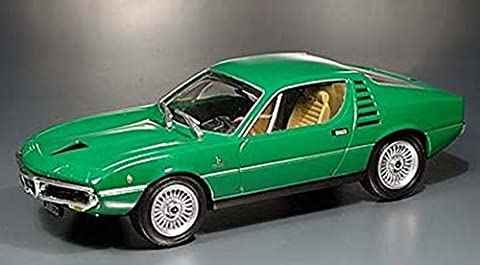 Alfa Romeo Montreal 1970 Auto Italiane Italian Cars MODEL DIE CAST 1:43