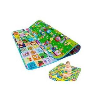 Glive's Waterproof Anti Skid Baby Play Crawl Floor Mat – 120 * 180 cm