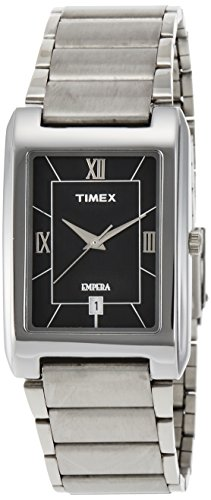 Timex Empera Analog Black Dial Men's Watch - TI000R30300 image