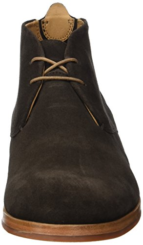 H.D. Hudson Mfg Co. Matteo Suede 45, Bottes Chukka homme Marron