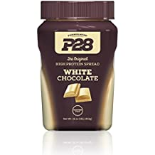 P28 Foods Formulated High Protein Spread, White Chocolate, 16 Ounce by P28 Foods