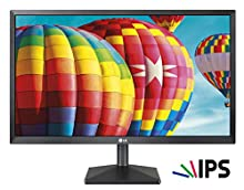 "LG 24MK430H Monitor per PC, 23.8"", LED IPS FULL HD (1920x1080), 5 ms, Radeon FreeSync 75 Hz, Multitasking, VGA, HDMI"