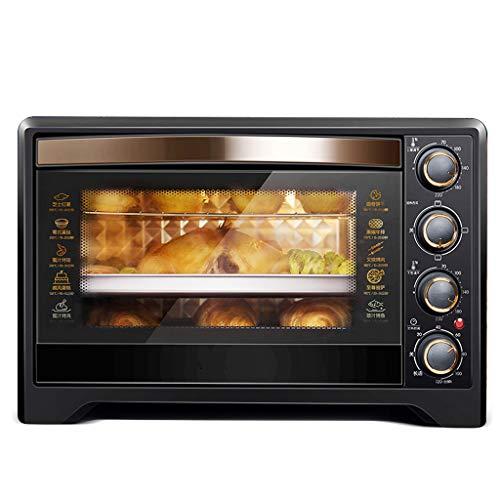38l Mini Compact Oven Mehrere Kochfunktionen, Einstellbare Temperatur 70~220 ℃ Steuerung Und 120min Timer, Zum Braten Backen Grillen Und AufwäRmen, 1650w -