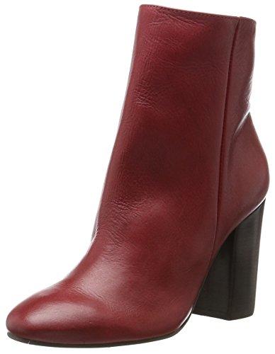 Schutz Women Boots, Stivali Donna Rosso vino