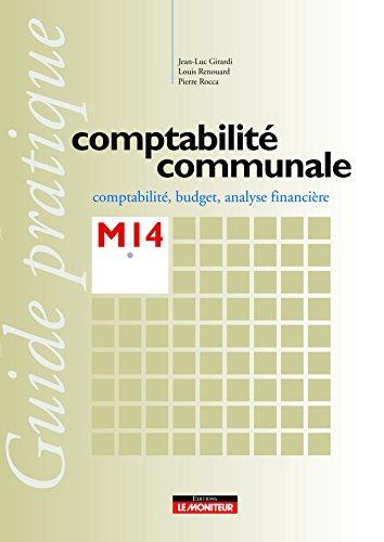 Guide pratique de la comptabilité communale : comptabilité, budget, analyse financière par Jean-Luc Girardi