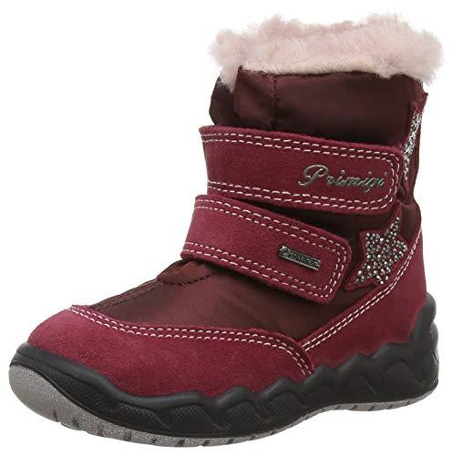 PRIMIGI Baby Mädchen Pmagt 23784 Stiefel, Rot (Gerbera/Bordo 11), 24 EU -