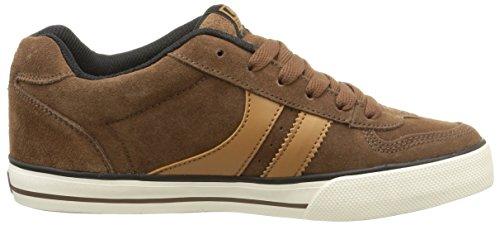Globe Encore-2 Unisex-Erwachsene Sneakers Braun (17253 dark brown)