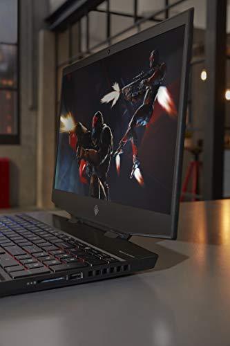 HP Omen 15-dh0136TX 2019 15.6-inch Gaming Laptop (ninth Gen i7-9750H/16GB/1TB HDD + 512GB SSD/Windows 10/6GB NVIDIA GTX 1660Ti Graphics), Shadow Black Image 8