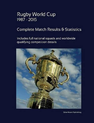 Rugby World Cup 1987 - 2015: Complete Results and Statistics por Simon Barclay