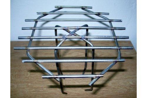 Dohlenschutzgitter / Dohlengitter Edelstahl 220 mm rund