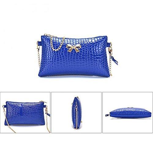 Ecyc, Damen Clutch A01: Rose A02: Blue