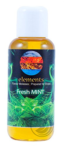 Elements Flavour Molasses Minze 100 ml