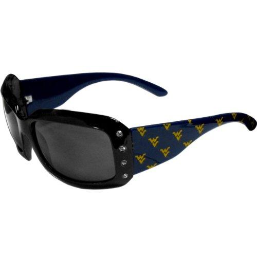 Siskiyou NCAA Damen Strass Designer-Sonnenbrille, Damen, CSG60W, Mehrfarbig, Einheitsgröße