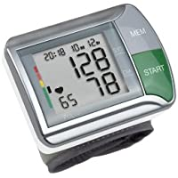 Medisana HGN - Tensiómetro de muñeca, con función semáforo, ...