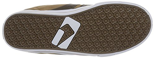 Globe Encore-2, Scarpe Da Skateboard Uomo Multicolore (Tan/brown)