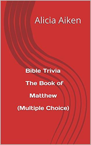 k of Matthew (Multiple Choice) (English Edition) ()